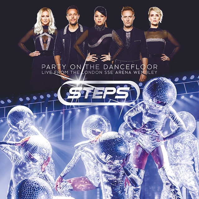 Steps - Party on the Dancefloor