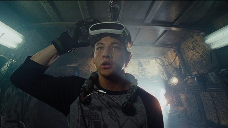 Steven Spielberg's Ready Player One digital download and