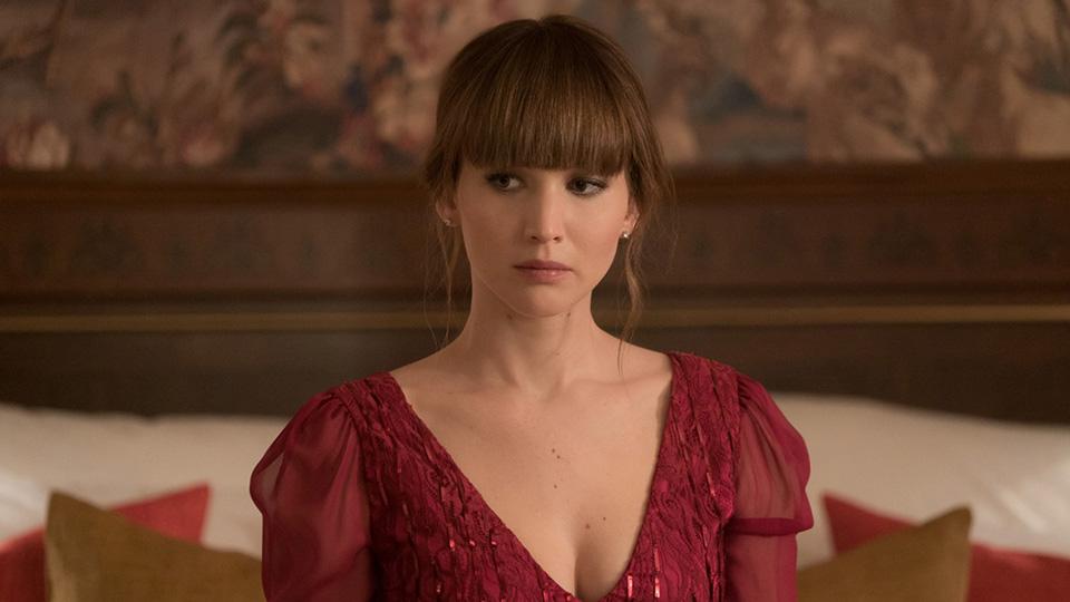 Red Sparrow - Jennifer Lawrence