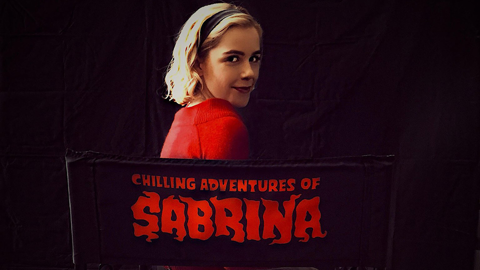 Chilling Adventures of Sabrina - Kiernan Shipka