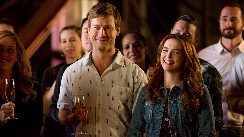 Set It Up - Glen Powell and Zoey Deutch