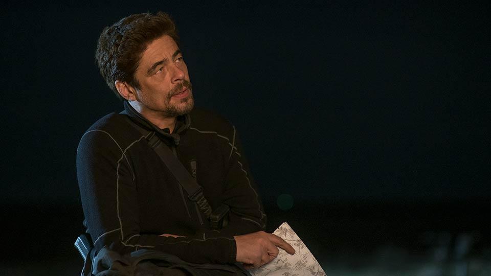 Sicario 2: Soldado - Benicio Del Toro