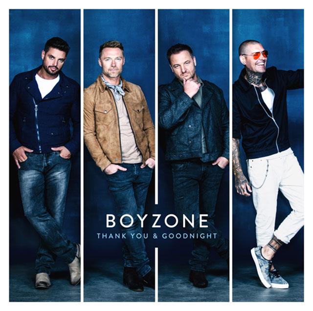 Boyzone - Thank You & Goodnight