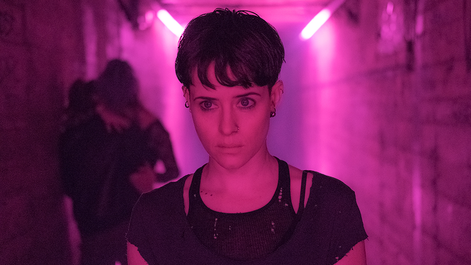 The Girl in the Spider's Web - Claire Foy