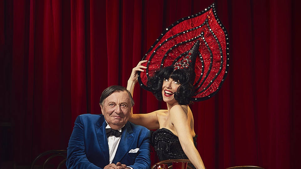 Barry Humphries' Weimar Cabaret at The Barbican London