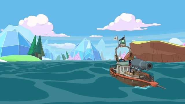 Adventure Time: Pirates of Enchiridion