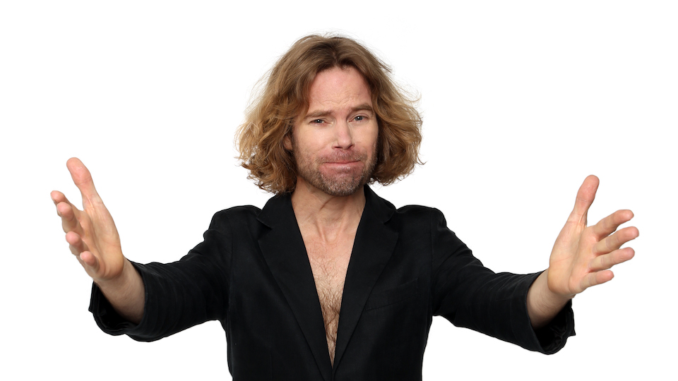 Barry Ferns Loves You at Edinburgh Festival Fringe