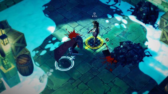 Sword Legacy: Omen