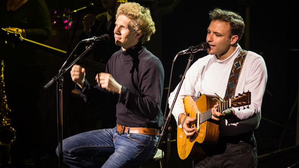 The Simon & Garfunkel Story review