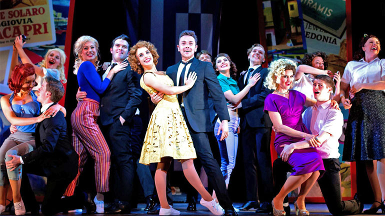 Summer Holiday at Leeds Grand Theatre