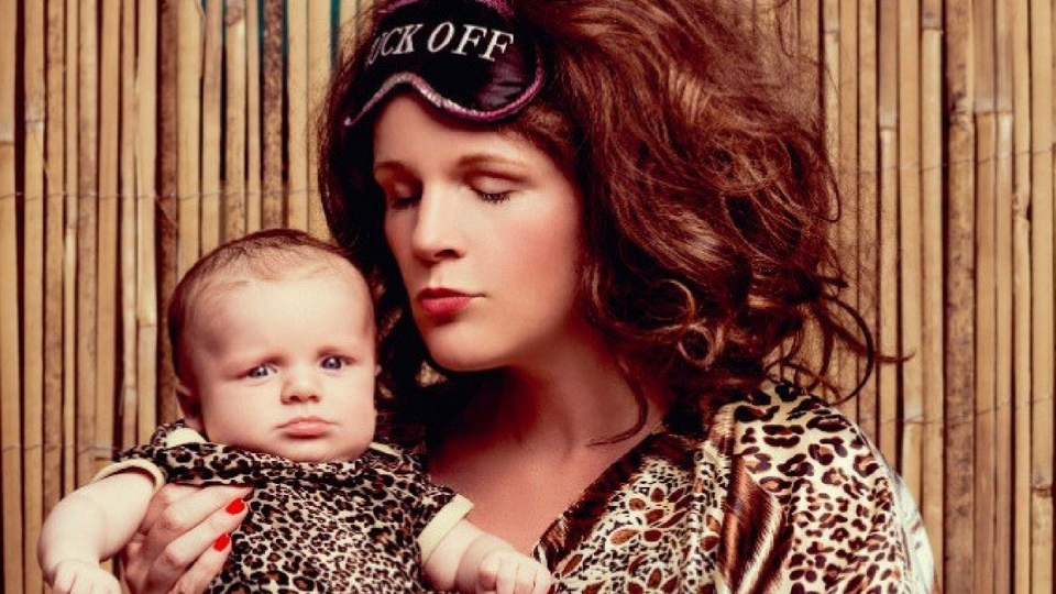 Interview: Beth Vyse as Olive Hands in The Hand That Rocks the Cradle