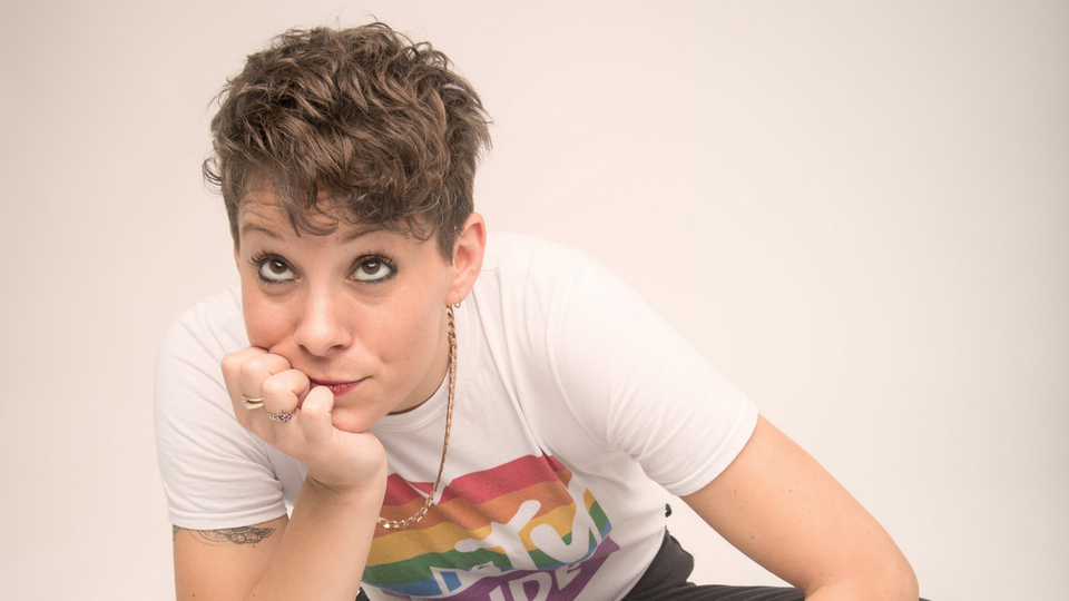 Interview: Suzi Ruffell on what keeps her awake at night in Edinburgh 2018 show Nocturnal