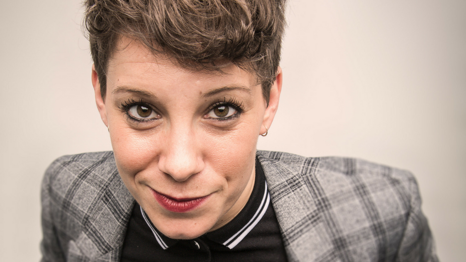Edinburgh Festival Fringe 2018 - Suzi Ruffell: Nocturnal review