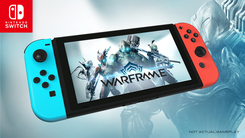 Warframe - Nintendo Switch