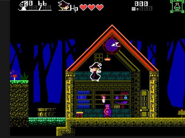 Pixel Game Maker MV – Witch & 66 Mushrooms