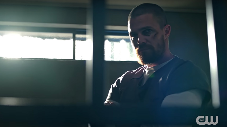 Arrow season 7 - Stephen Amell