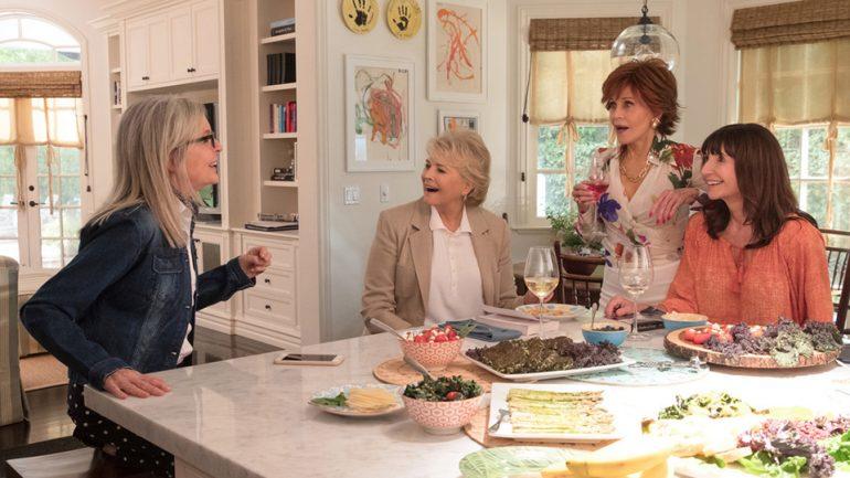 Diane Keaton and Jane Fonda's Book Club coming to Blu-ray
