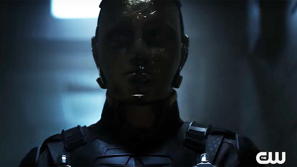 Supergirl season 4 - Agent Liberty