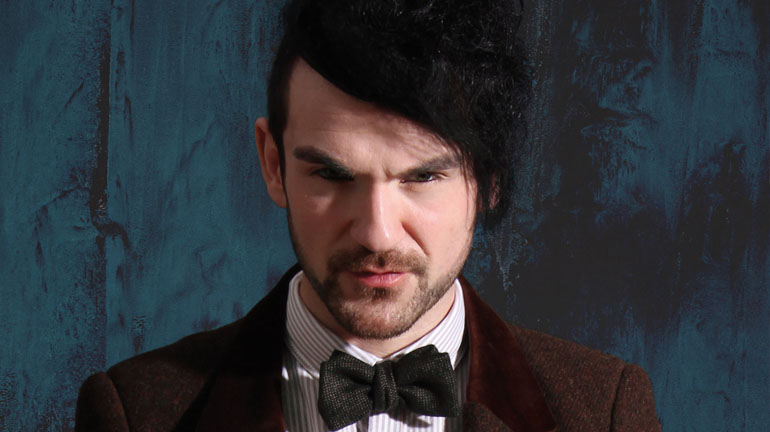 Colin Cloud at The Carriageworks