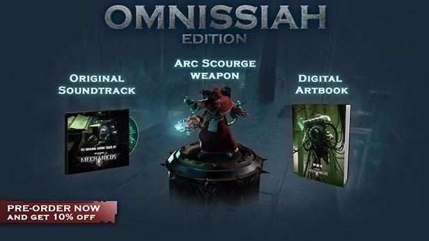 Warhammer 40,000: Mechanicus - Pre-Order Omnissiah Edition v4