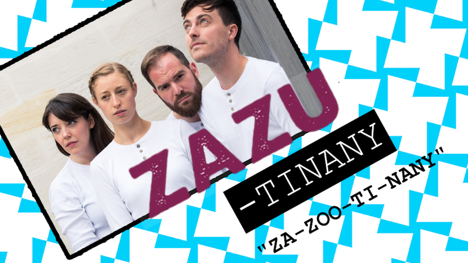 Edinburgh Festival Fringe 2018 - zazUtinany review