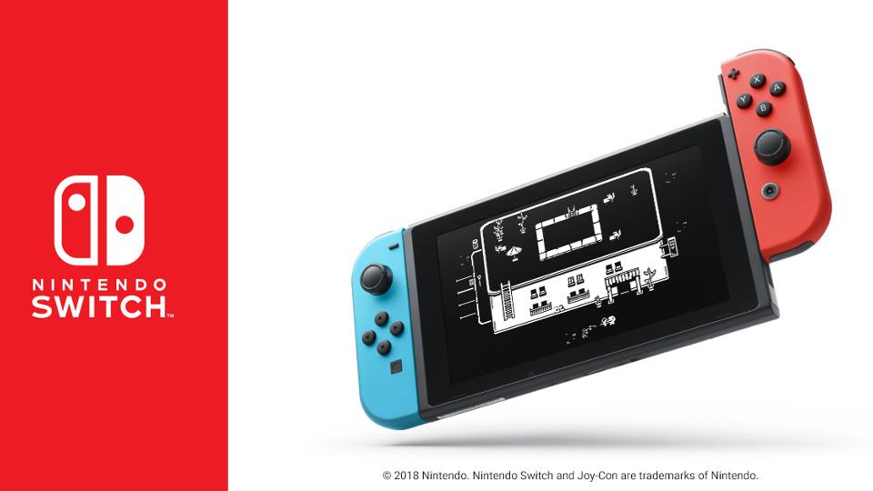 GameMaker Studio 2 / Nintendo Switch