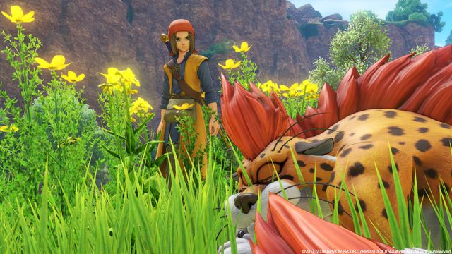 Dragon Quest XI: Echoes of an Elusive AgeDragon Quest XI: Echoes of an Elusive Age