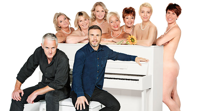The Calendar Girls at Leeds Grand Theatre