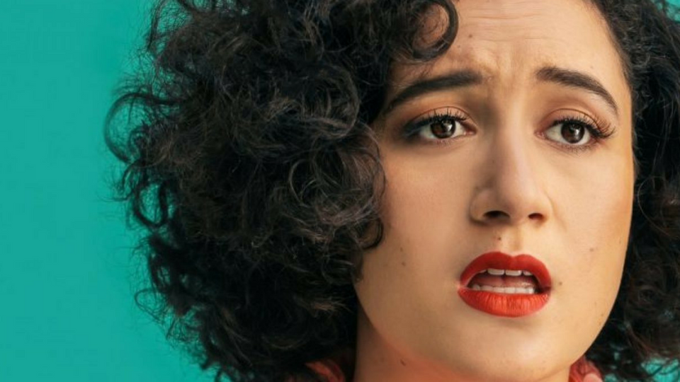 Rose Matafeo: Horndog wins Edinburgh best comedy show award