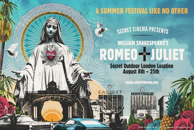 Secret Cinema presents William Shakespeare's Romeo + Juliet