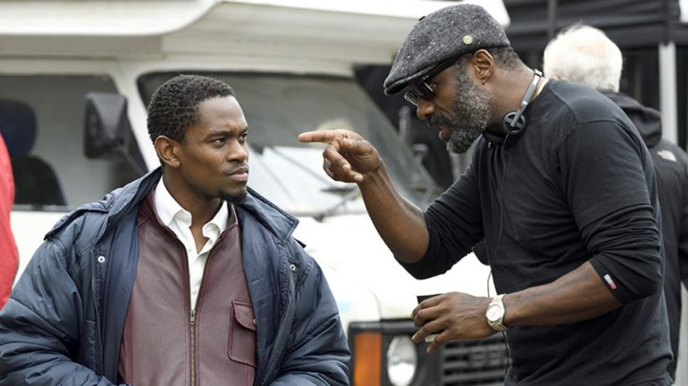 Idris Elba The Cast Of Yardie Star In A New Behind The Scenes