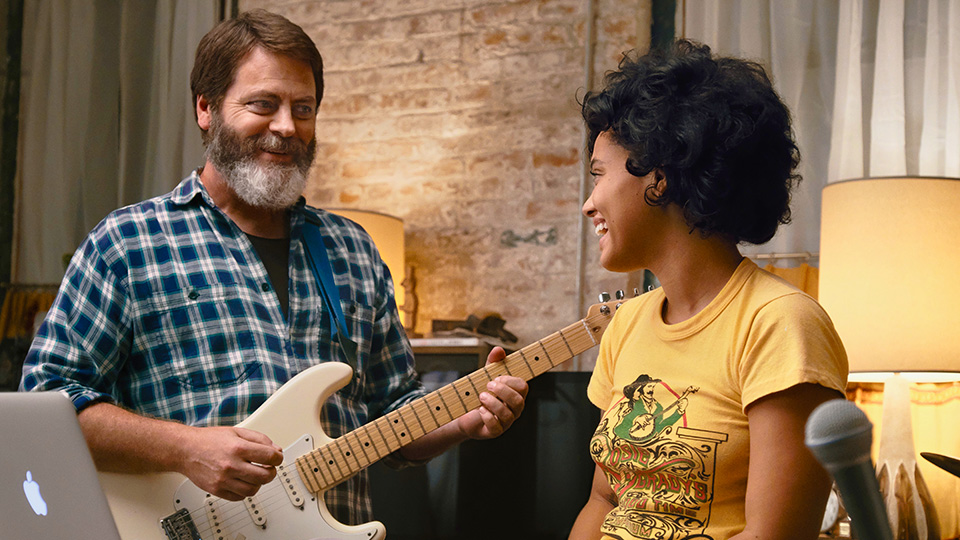 Hearts Beat Loud - Nick Offerman and Kiersey Clemons