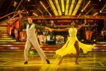 Graeme Swann and Oti Mabuse