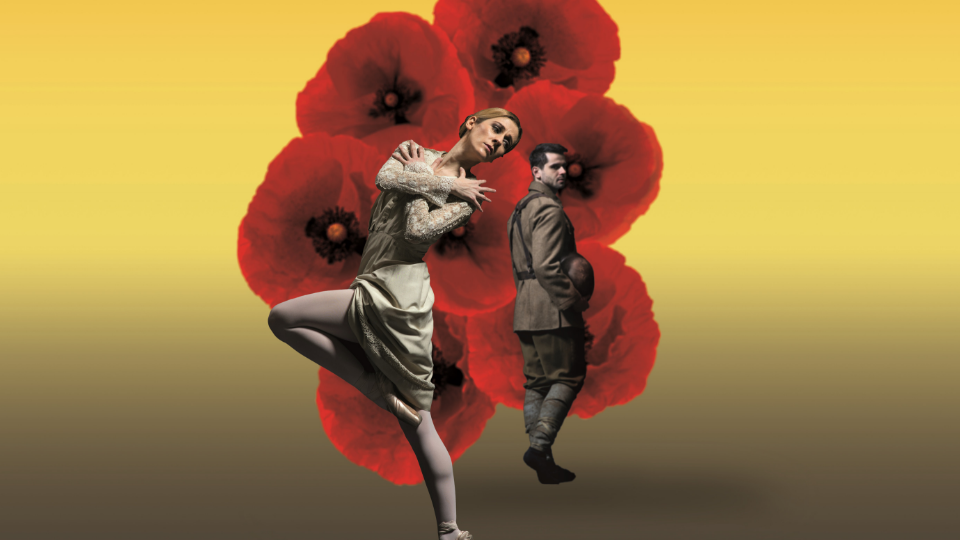 New English National Ballet Theatre: Remembrance | The Four Seasons review