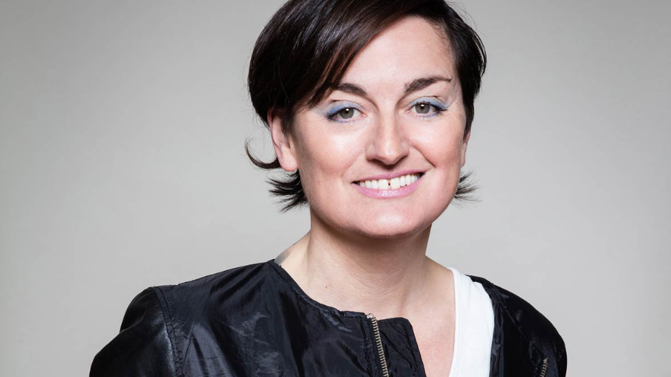 Interview: Comedian Zoe Lyons on going from 'one-pot wonder' to BBC Celebrity MasterChef 2018 semi-finalist