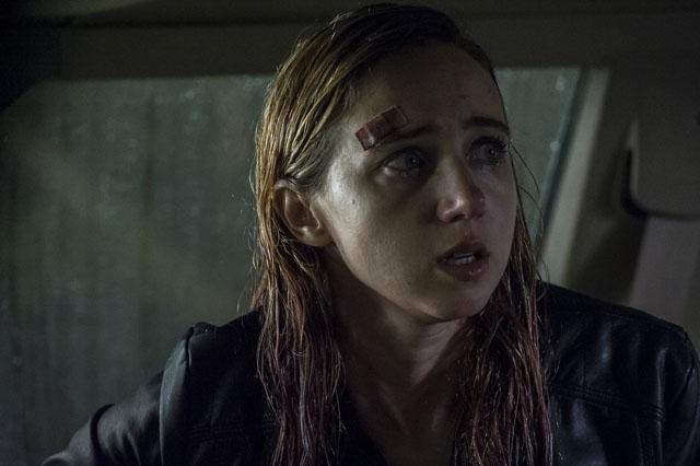 Zoe Kazan in The Monster (1)