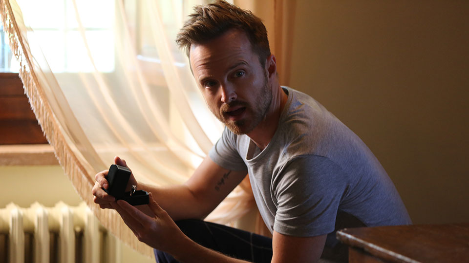 Welcome Home - Aaron Paul