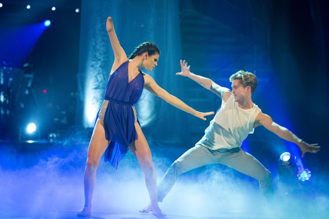 Lauren Steadman and AJ Pritchard