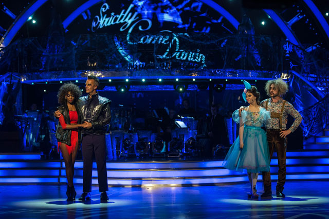 Strictly week 6 results