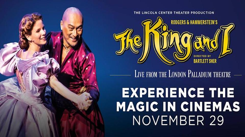 The King and I in cinemas