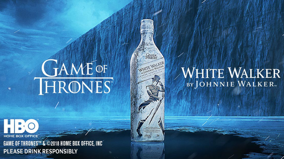Game of Thrones - White Walker by Johnnie Walker