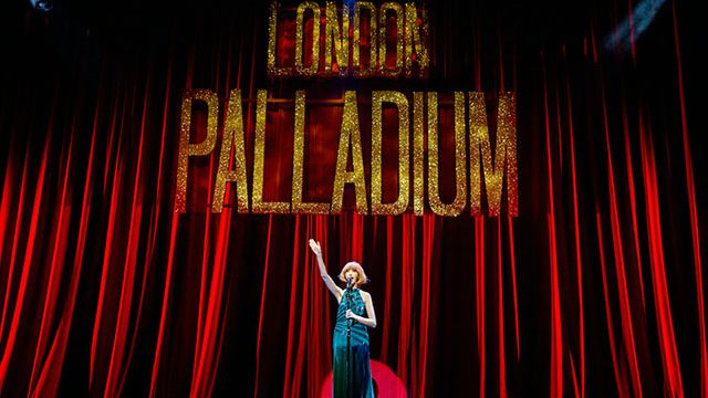 Kara Lily Hayworth stars in Cilla The Musical. Photo Matt Martin.