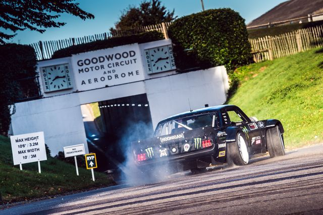 Ken Block Forza Horizon 4 at Goodwood 03