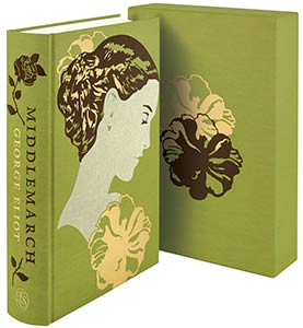 The Folio Society releases George Eliot's Middlemarch