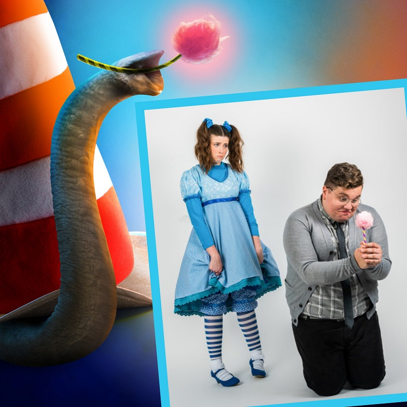 New pictures revealed for 'larger-than-life' Seussical The Musical at the Southwark Playhouse this November
