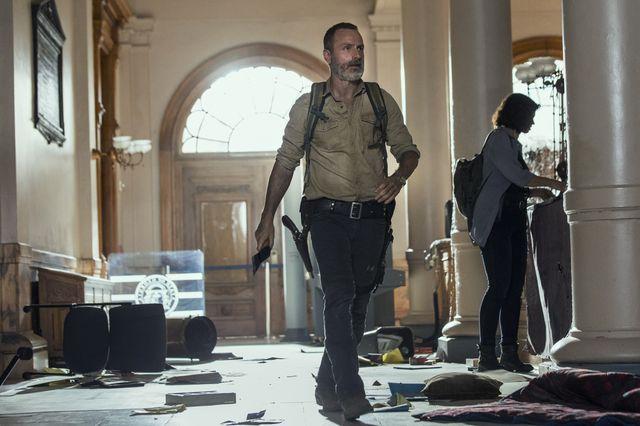 The Walking Dead – 9×01