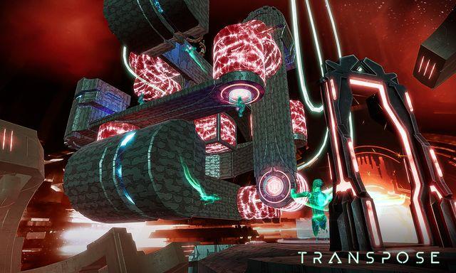 Transpose - Screenshot 1