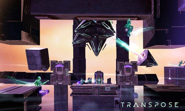 Transpose - World 1, Side