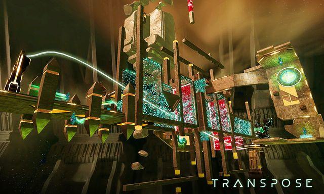 Transpose - World 2, Bridge