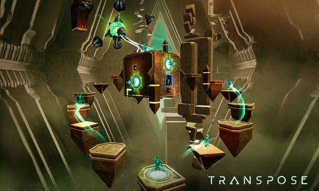 Transpose - World 2, Cube
